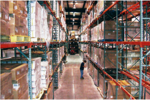 How can you best organise your warehouse