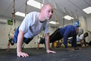 The 8-week online boot camp makes kilos tickle