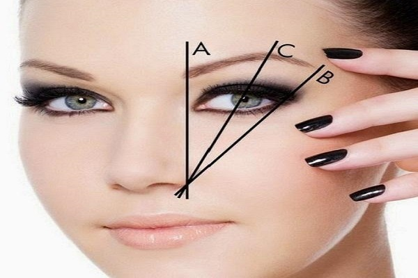 How to draw eyebrows3
