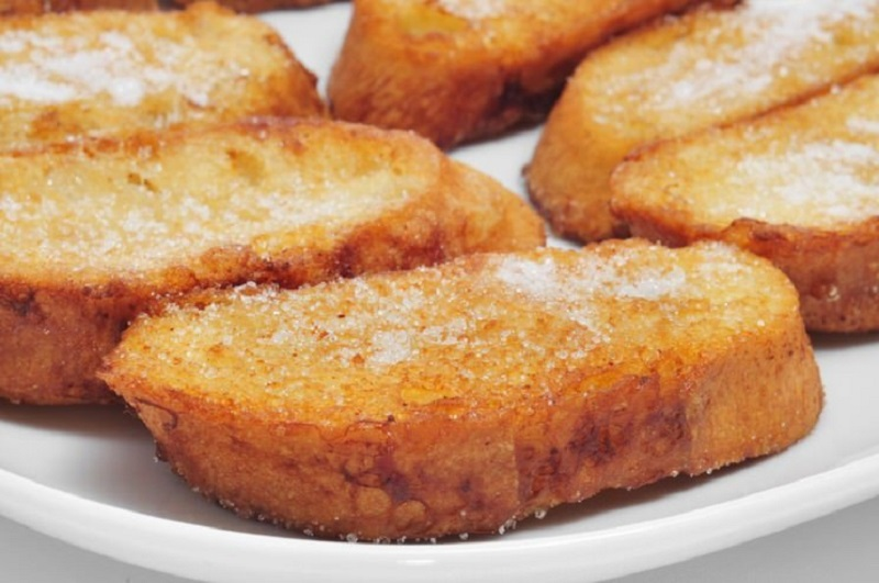 French toast recipe without lactose