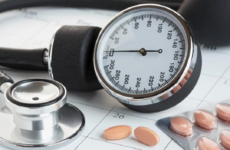 Consequences of high blood pressure