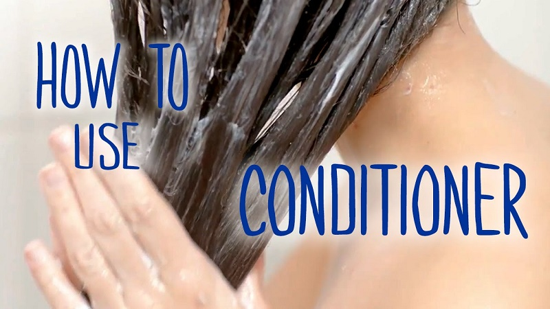 how to use hair conditioner
