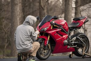 how to wash your motorcycle