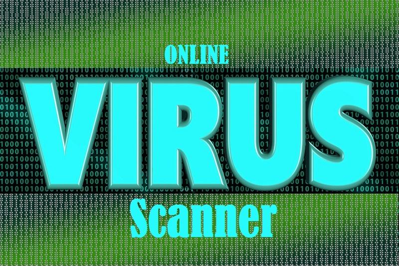 Online antivirus scanner